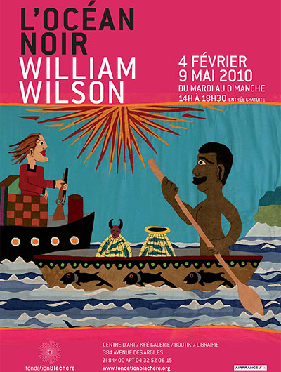 L'océan noir / William Wilson