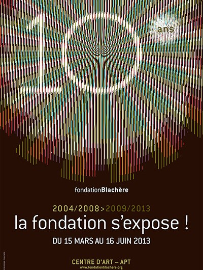 La Fondation s'expose !