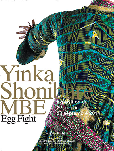 Egg Fight / Yinka Shonibare MBE