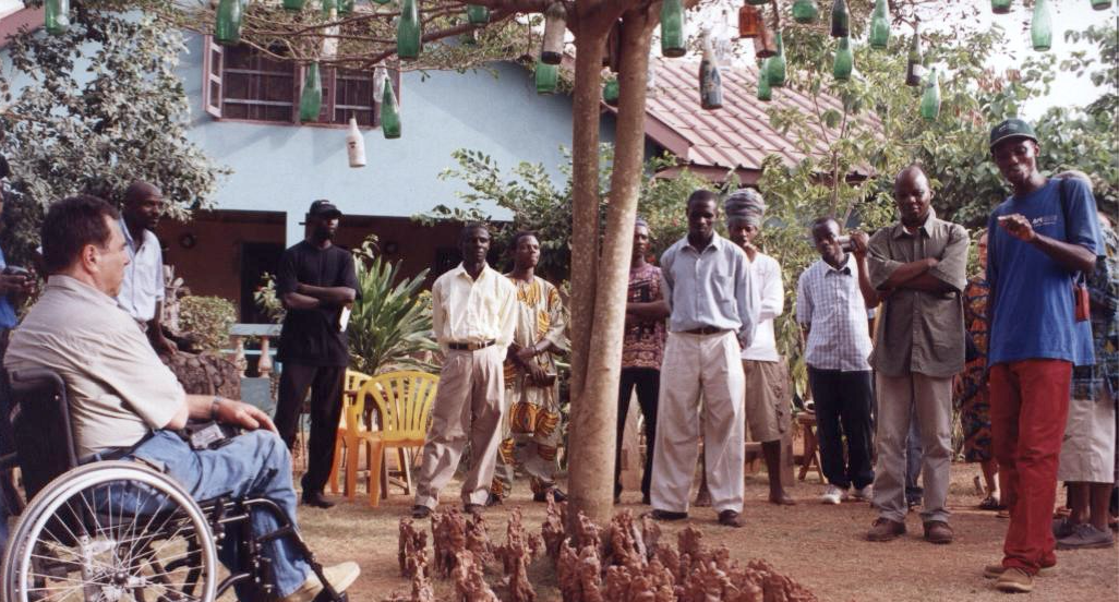 Workshop Accra (Ghana 2004)